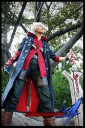 Nero - Devil May Cry 4 by twinklee
