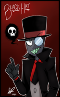 Villainous: Don't Mess With Black Hat! by Staticwolf21