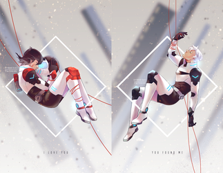 I Love You // You Found Me by Synnesai