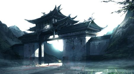 gate by artcobain