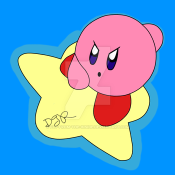 Kirby by Fly-From-The-Inside