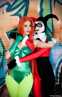 Villain Love by jessicacicca