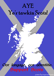 Support Scots! by ToyScoutNessie
