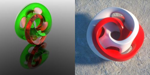 Wings 3D compact mobius pair recipe by davidbrinnen