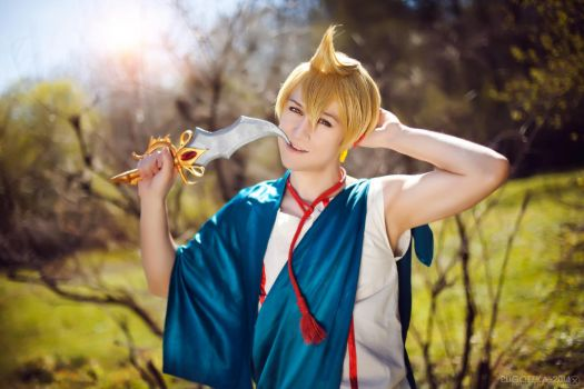 Magi: Kingdom of Magic  - Alibaba Saluja by AmethystPrince