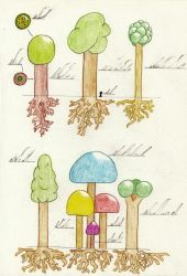 Squishtrees by ClassyBoogeyman