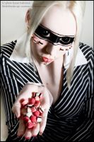 strangers have the best candy by Countess-Grotesque
