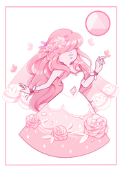 Whisper Pink Sapphire by GatlingPea32