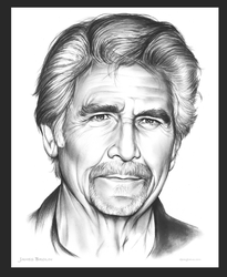 James Brolin by gregchapin