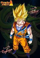 Goku for website Final Version by DBCProject