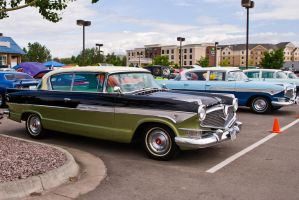 1957 Hudson Hornet Hollywood by quintmckown
