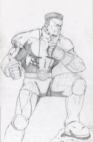 colossus by jksketch