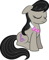 Disappointed Octavia vector by kyrospawn