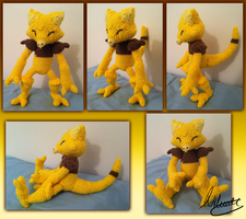 Abra Crochet by SonARTic