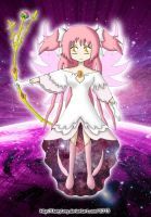 The Gods of the Metaverse: Madoka [GEN.0211] by ThanyTony