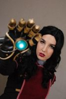 Equalist ~ Asami Sato Cosplay by sparklemiss