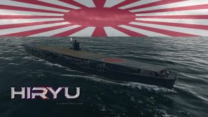 Hiryu class Aircraft Carrier by XLegion-716X