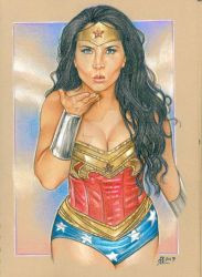 Viva Wonder Woman by prmedia