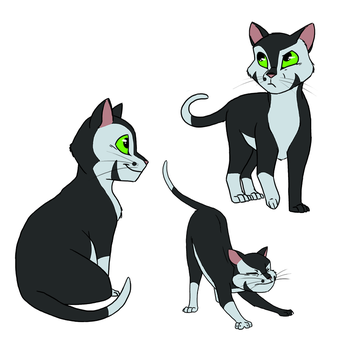 Francis Doodles by C-Puff