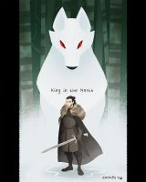King in the North by linxchan91