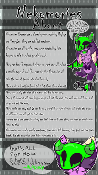 Nekomories guide 1(about) by Miylkye