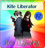 Kite Liberator v2 - Anime Icon by Zule21