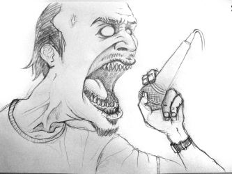 Mike Patton by tao-man