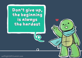 Don't Give Up! by myrza289