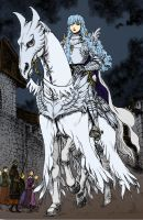 berserk manga colors... by Xfuma