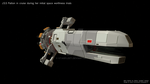 Ships of the fleet: JSS Patton Space Trials by starfleet