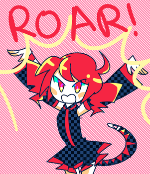 ROAR! by CandyGod