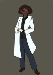 Scientist by FellowPigeon