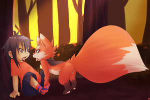 you lost fox-tan by phation