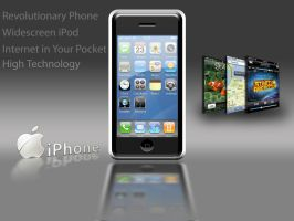 Apple iPhone by paskoff