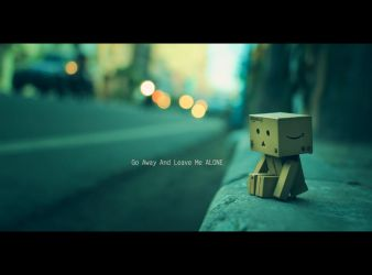 DANBO Leave Me Alone by ankgas