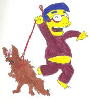 Everythings Coming Up Milhouse by TheSimpsonsFanGirl