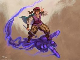 Scanlan by NickRoblesArt