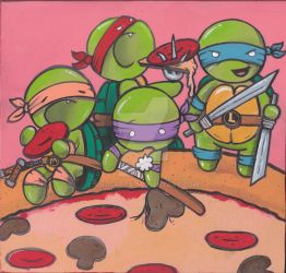 Tmnt by smushbox