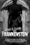 Abbott and Costello Meet Frankenstein Poster by NewRandombell