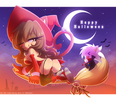 _.: Happy Halloween 2015 :._ by RE-sublimity-kun