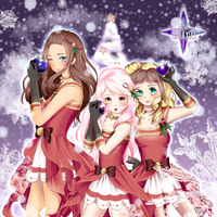 [MRA] Merry and Happy- U, M by Sunnio
