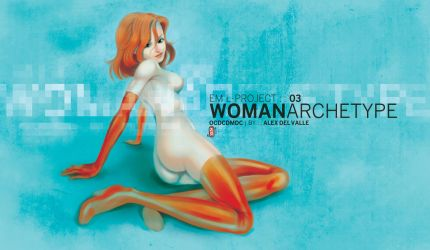 Woman Archetype by AL3X-MTY