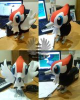 Pikipek Plush Pokemon - Life size