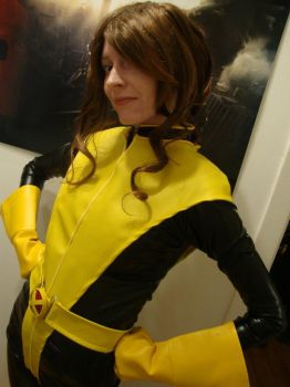 Kitty Pryde by Tionniel