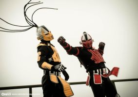MORTAL KOMBAT by Calendario-Cosplay