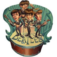 The Beatles by easterbrook
