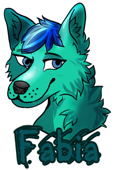 BADGE - Fabia by Nymerie