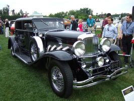 1933 Duesenberg SJ Beverly 4-Door by Aya-Wavedancer