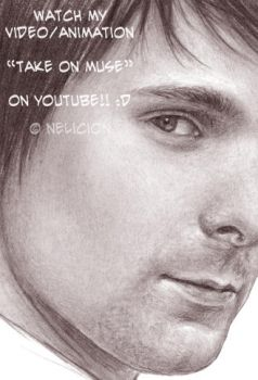 Muse drawing video - animation by Cataclysm-X