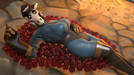 [SFM] Bed of Roses by RayDraca